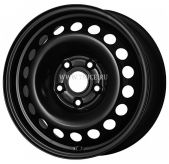 Magnetto  Toyota Corolla  6,5\R16 5*114,3 ET45  d60,1  black  [16012 AM] Magnetto Wheels