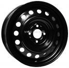Magnetto  Nissan Juke/Qashqai  6,5\R16 5*114,3 ET40  d66,1  black  [16007 AM] Magnetto Wheels